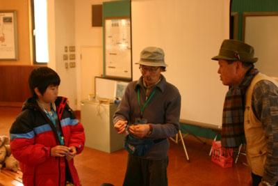 ■ヨシのタペストリー作りイベント報告_e0046474_164384.jpg