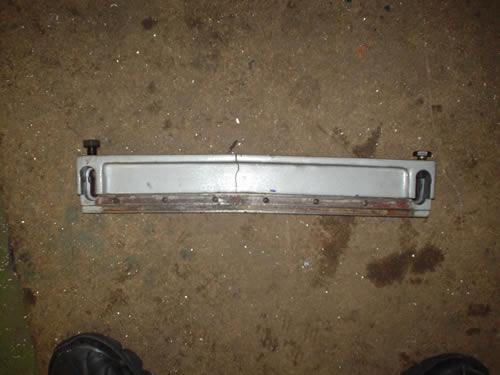 壊れたベンダーの部品を作る_a0047491_12312949.jpg