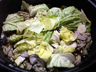 牛モツキムチ鍋と酢モツ_a0016730_22511843.jpg
