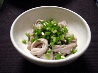 牛モツキムチ鍋と酢モツ_a0016730_2251264.jpg
