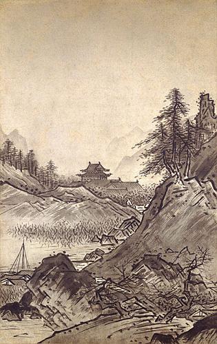 雪舟の画像 p1_8