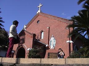 「沈黙」の海・古い教会(外海)_d0066127_1563026.jpg