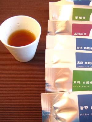 中国茶、飲み放題。_d0028499_23282480.jpg