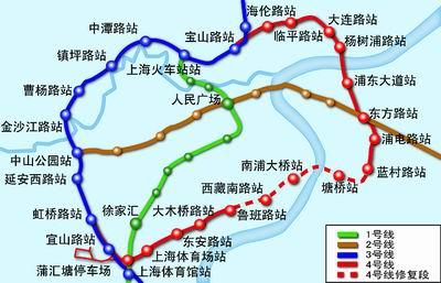 ■上海地下鉄4号線_e0094583_11363022.jpg