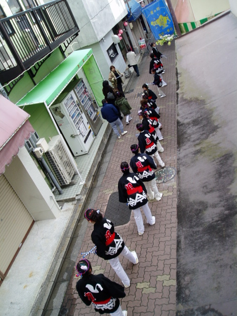 尾鷲ヤーヤ祭り最終日、こっそりと覗きに行く。_c0010936_18321337.jpg