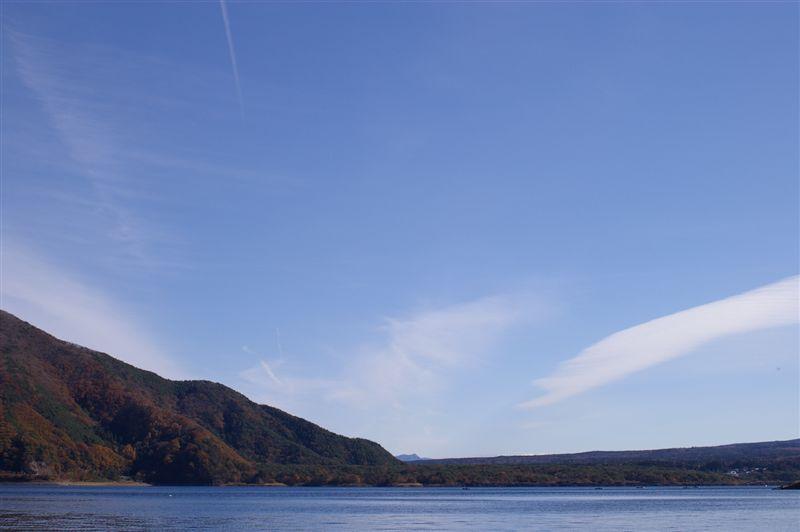 再び本栖湖だぁ!さよなら岡ちゃん。_f0064359_2145217.jpg
