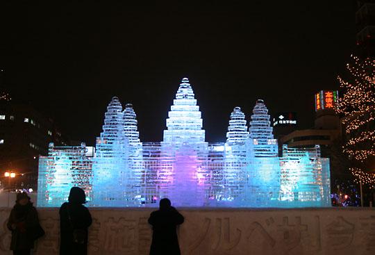 The 57th Sapporo Snow Festival_e0014773_22193563.jpg