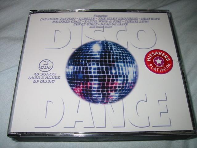 VA / DISCO DANCE _b0042308_0265915.jpg