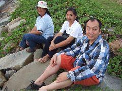ボルネオ旅行記 (4) ラフレシアを求めてジャングル温泉_b0054727_0551875.jpg