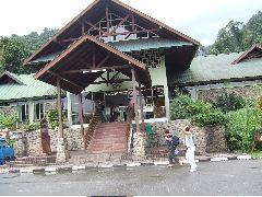 ボルネオ旅行記 (4) ラフレシアを求めてジャングル温泉_b0054727_092733.jpg