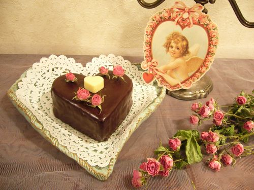 Happy Valentine*s Day。*・。♡ _a0053662_2204555.jpg