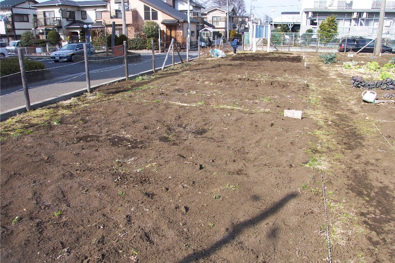 市民農園明け渡しの日です_c0053863_1239121.jpg