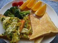 近頃の朝ご飯。_c0005672_20312752.jpg