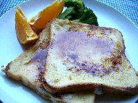 近頃の朝ご飯。_c0005672_20401143.jpg