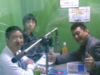 ラジオ収録!_d0012716_17235570.jpg
