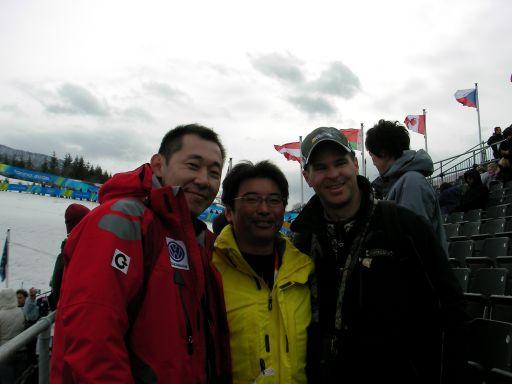 トリノオリンピック男子モーグルレポート_f0053060_1112265.jpg