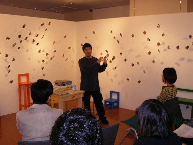 2月13日(月)#3 「アーティストの仕事のつくりかた」>安部泰輔さん+徳永昭夫さん_f0022268_1711654.jpg