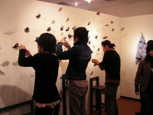 2月13日(月)#3 「アーティストの仕事のつくりかた」>安部泰輔さん+徳永昭夫さん_f0022268_1715699.jpg