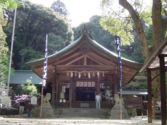 宝満宮 竃門神社_a0042310_14305117.jpg