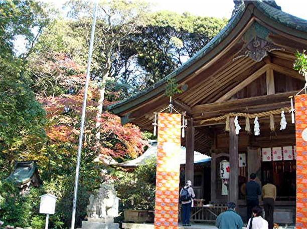 宝満宮 竃門神社_a0042310_14471264.jpg