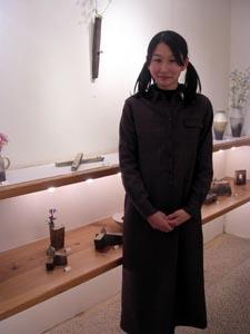 萩原朋子さんの個展に伺いました。_a0026127_18523569.jpg