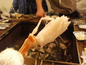 ◆カキ・カニ食べ放題!!_e0074053_0195214.jpg