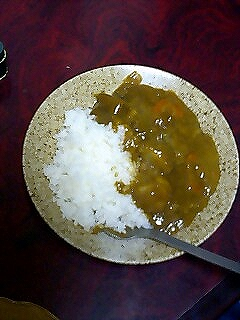 練馬野菜カレー♪_e0076995_19532072.jpg