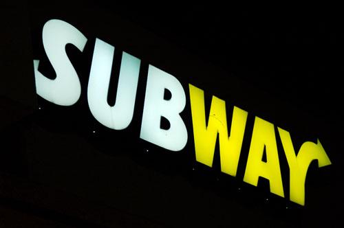 "This is \""SUBWAY\""_f0015440_17495418.jpg"