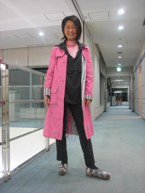 水曜恒例ファッションチェック!_c0064514_18595620.jpg
