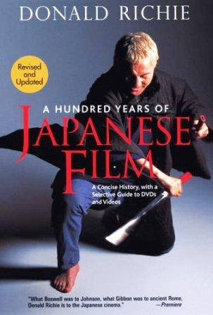 映画書レビュー『A Hundred Years Of Japanese Film』_e0039500_1335749.jpg