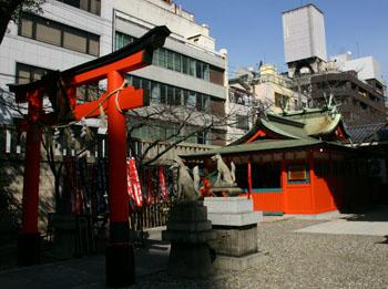 <第32番 難波神社>_a0045381_22553720.jpg