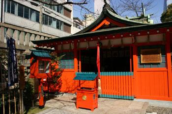 <第32番 難波神社>_a0045381_22573992.jpg