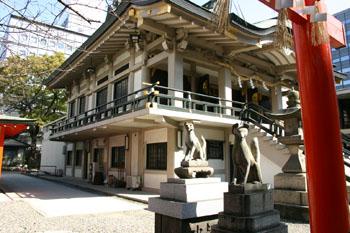 <第32番 難波神社>_a0045381_2258134.jpg