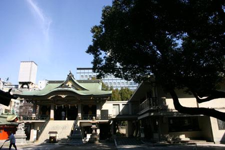 <第32番 難波神社>_a0045381_233402.jpg