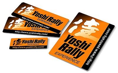 Yoshi Rallyステッカー完成しました!!_e0020287_18123387.jpg