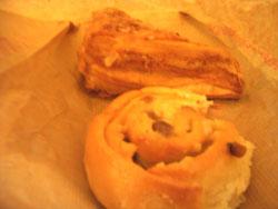 タリンのパン