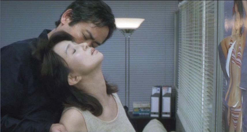 秋吉久美子(Kumiko Akiyoshi)「透光の樹」(2004年)《夜ご美de純愛 ...
