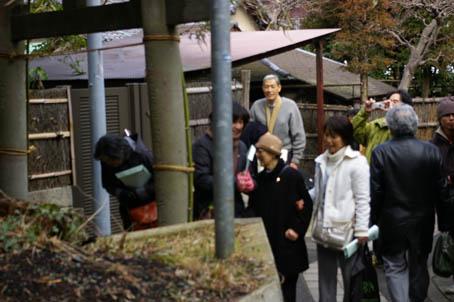 北鎌倉散策&坐禅体験 :「おとな愉快団!」オフ会2・25①_c0014967_9313079.jpg