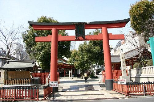 <第33番 御霊神社>_a0045381_21435867.jpg