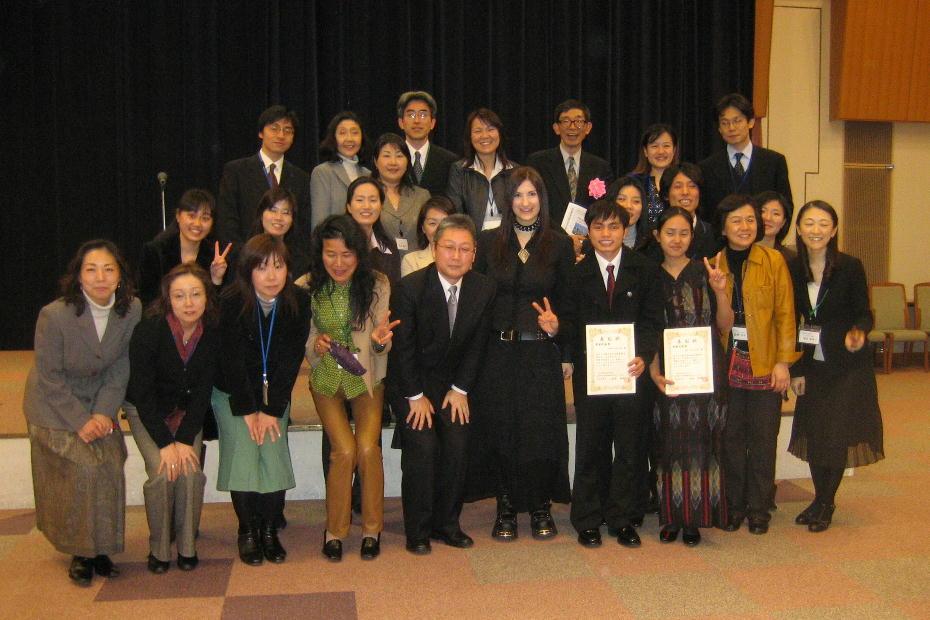 第二回日本語学校合同スピーチ大会 東京で開催_d0027795_11375855.jpg