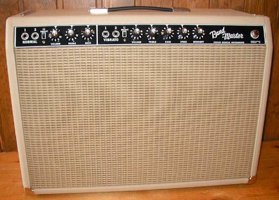 Fender Band-master Comboが入荷!_e0053731_19112518.jpg