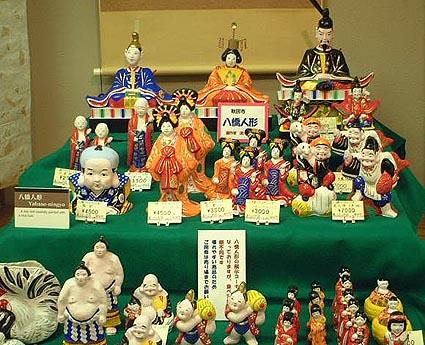 八橋人形(やばせ)の商品リスト作成_f0019498_2171683.jpg