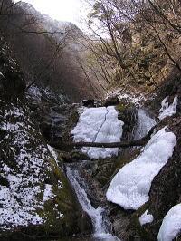 白州桑の木沢渓谷下見_f0019247_0473742.jpg
