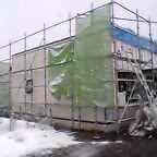美容室 K 新築工事_c0049344_19105464.jpg