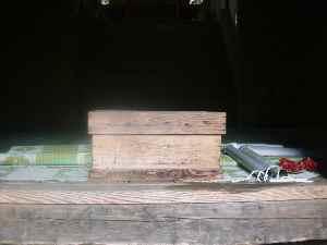 遠野不思議 第九十三話「判官神社(まだ何か隠されてある…。)」_f0075075_15151327.jpg
