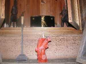 遠野不思議 第九十三話「判官神社(まだ何か隠されてある…。)」_f0075075_15153875.jpg