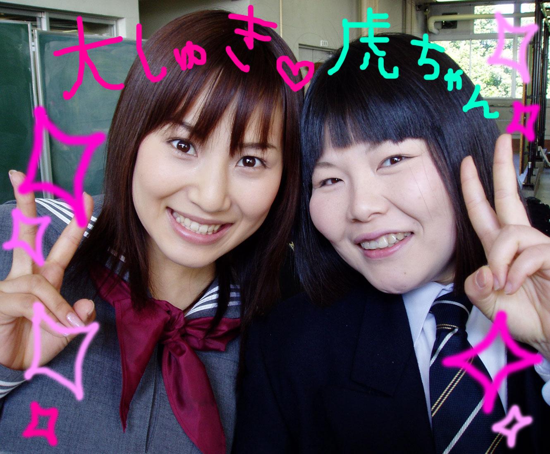 バレーボーイズ☆撮影(●^▽')/_c0038100_251457.jpg