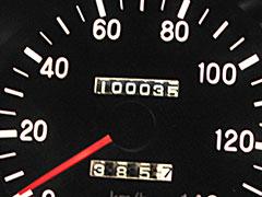 10万キロ走行