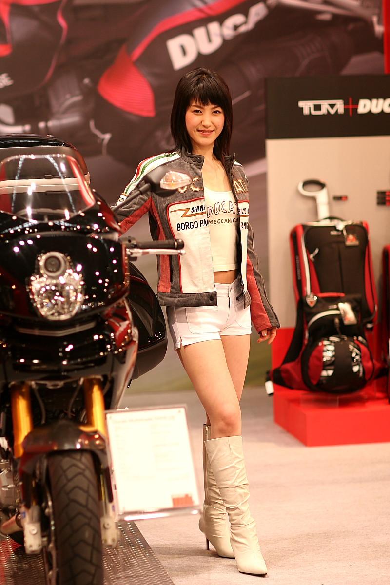 大阪モーターサイクルショー 5_f0021869_1282370.jpg