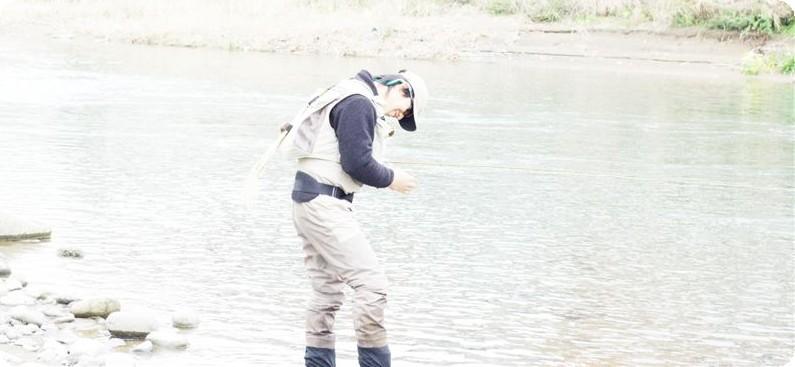 狩野川、尺アマゴ連発の巻_f0064359_2231573.jpg